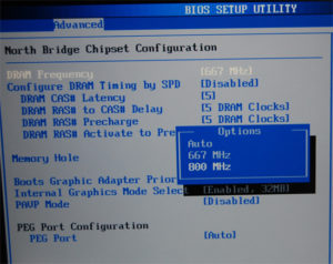 Можно ли разогнать процессор на ноутбуке