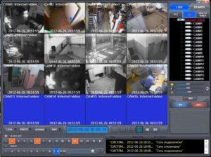 Лучшие программы для видеонаблюдения