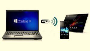 Раздаем Wi-Fi с ноутбука на Windows 10