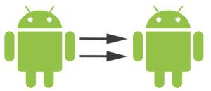 Перенос контактов с Android на Android