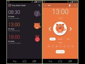 Приложения-будильники для Android