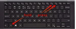 Как увеличить экран на ноутбуке