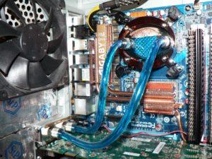 Делаем качественное охлаждение процессора