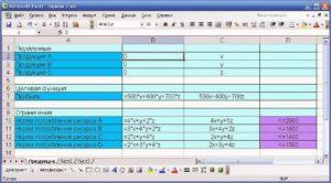 Знак «не равно» в Microsoft Excel