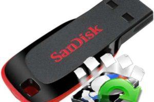 Проверенные способы восстановления флешек SanDisk