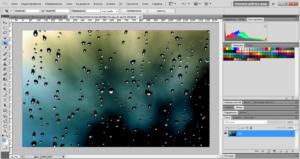 Накладываем текстуру на фотографию в Фотошопе