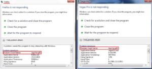 Исправляем ошибку AppHangB1 в Windows 7