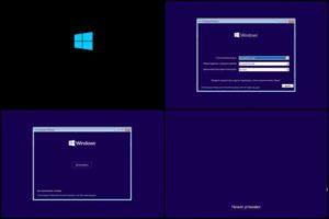 Способы переустановки операционной системы Windows 10