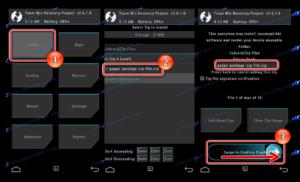 Как прошить Android-устройство через TWRP