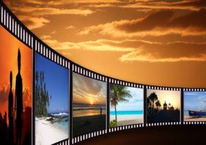 Как сделать заставку для видео онлайн