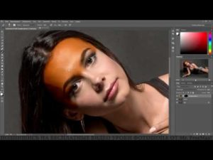 Как изменить цвет кожи в Фотошопе