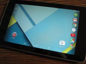Прошивка планшета Google Nexus 7 3G (2012)