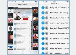 Приложения для скачивания музыки на iPhone