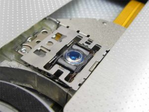 Причины неработоспособности дисковода на ноутбуке