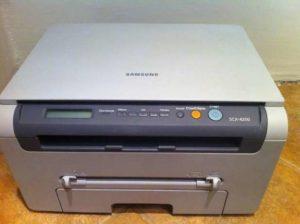 Поиск и скачивание драйвера для МФУ Samsung SCX-4200