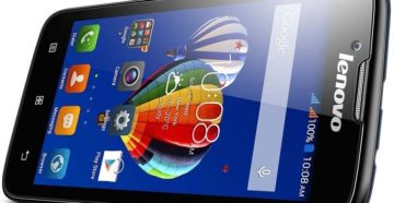 Прошивка смартфона Lenovo IdeaPhone A328