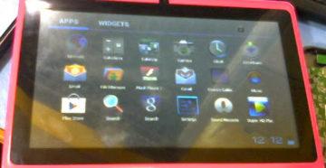Прошивка и восстановление Android-планшетов на базе Allwinner A13