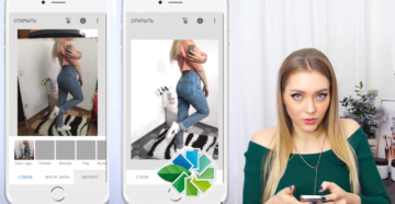 Приложения для обработки фотографий в Instagram