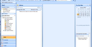 Лучшие альтернативы MS Outlook