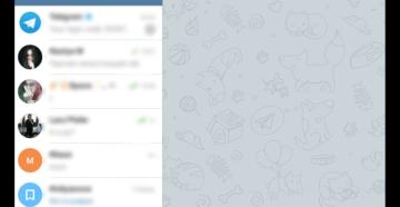 Установка Telegram на устройства с Android и iOS