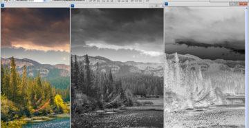 Создаем эффект HDR в Фотошопе