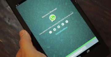 Как установить WhatsApp на Android-планшет