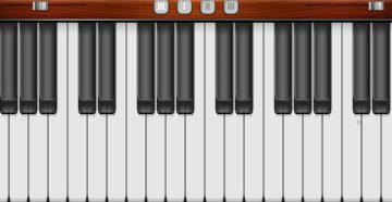 Пианино онлайн с песнями