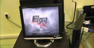 Подключение игровой приставки PS4 к монитору без HDMI