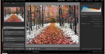 Основные направления использования Adobe Lightroom