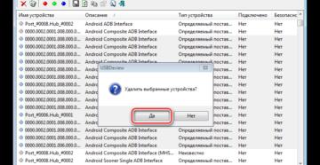 Установка драйверов для прошивки Android