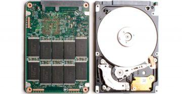 Чем отличаются магнитные диски от твердотельных
