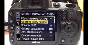 Что делать, если карта памяти не определяется фотоаппаратом