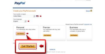 Использование электронного кошелька PayPal