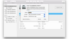 Гайд по созданию загрузочной флешки с Mac OS