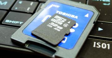Советы по выбору карты памяти для смартфона